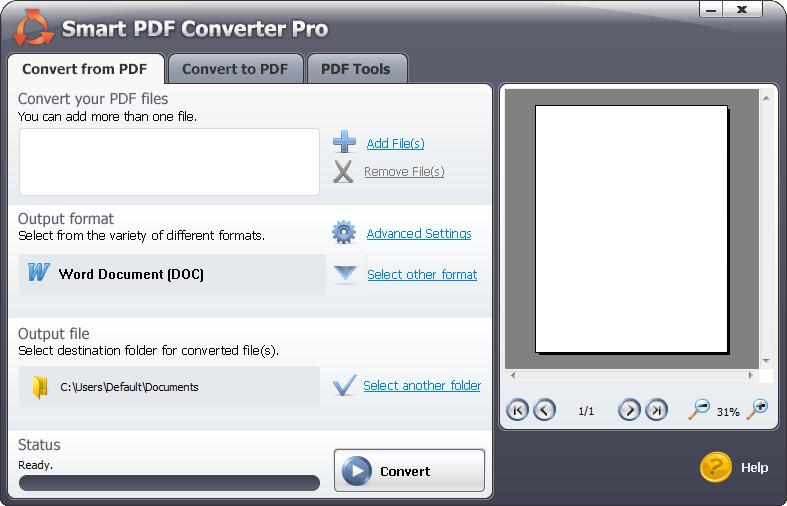 free convert pdf to doc download